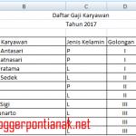 Cara Membuat Link Data dengan Copy-Paste Link di Microsoft Excel 2007 untuk Pemula
